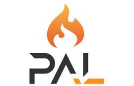 Открытие официального сайта производителя PAL