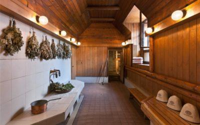 Деревянная баня — какой она должна быть?
