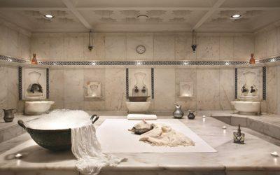 История бани хамам