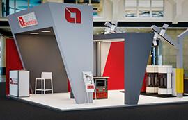 Компания PAL на выставке InterBuildExpo