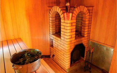 Виды и особенности печей для бани