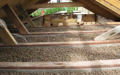 Утепление потолка в бане: выбор утеплителя и советы по выполнению работ